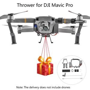 Image 2 - 1Set Professional Wedding Proposal Delivery Device Dispenser Thrower Drone Air Dropping Transport Gift for DJI Mavic Pro Accesso