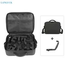 Protective Shoulder Bag for Zhiyun Weebill S Carrying Case Travelling Handbag Handheld Bracket Support L Gimbal Handle Holder