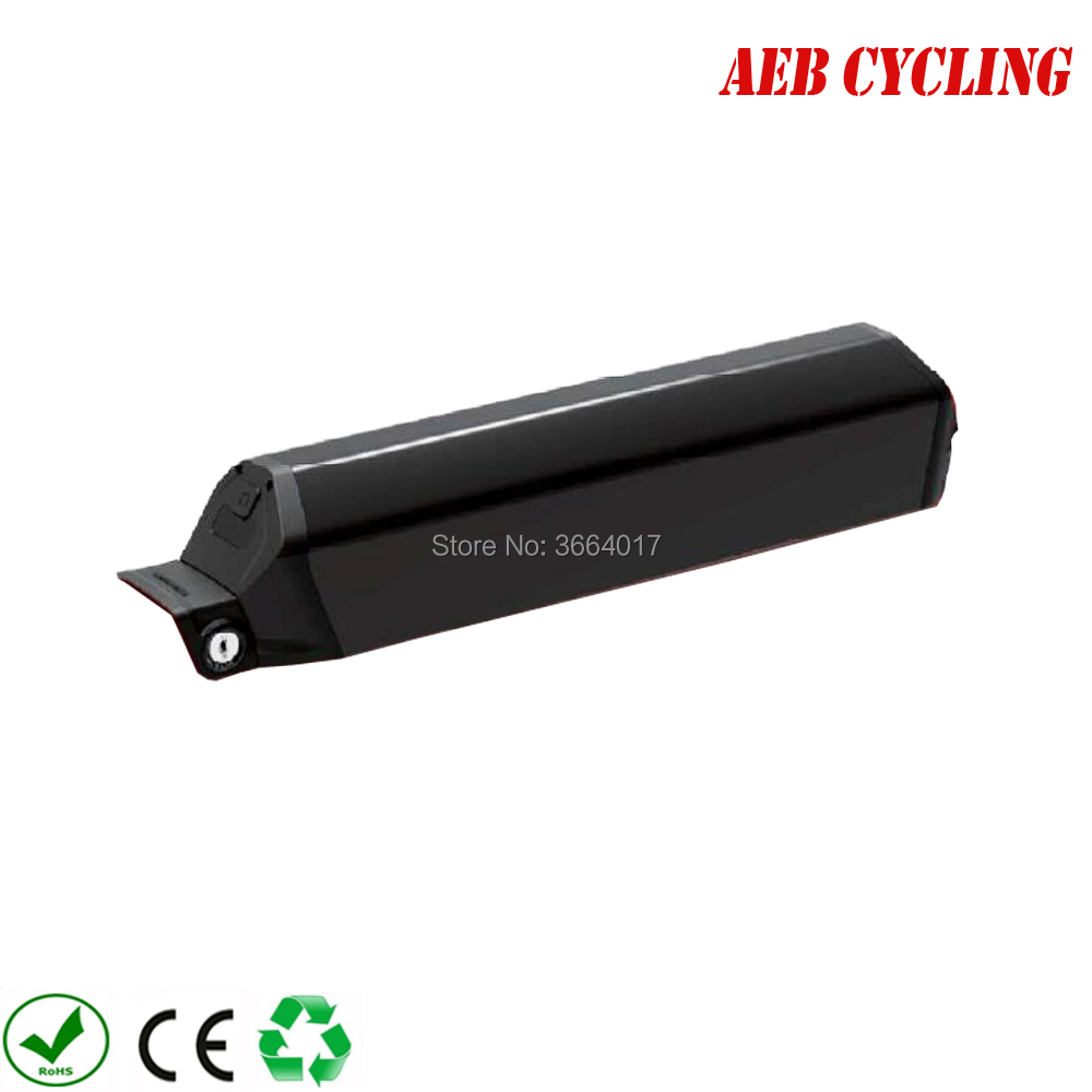 High power ncm moscow plus ebike replacement battery Reention Dorado ID-Max inner tube 48V 21Ah 20Ah 19Ah 36V 28Ah 25Ah battery image