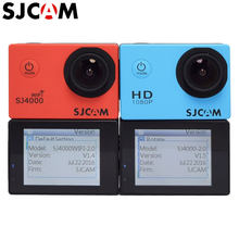 Original SJCAM SJ4000 WIFI Action Video Camera 1080P Full HD SJ4000 Series 2.0 LCD Waterproof Mini Outdoor Sport DV(China)