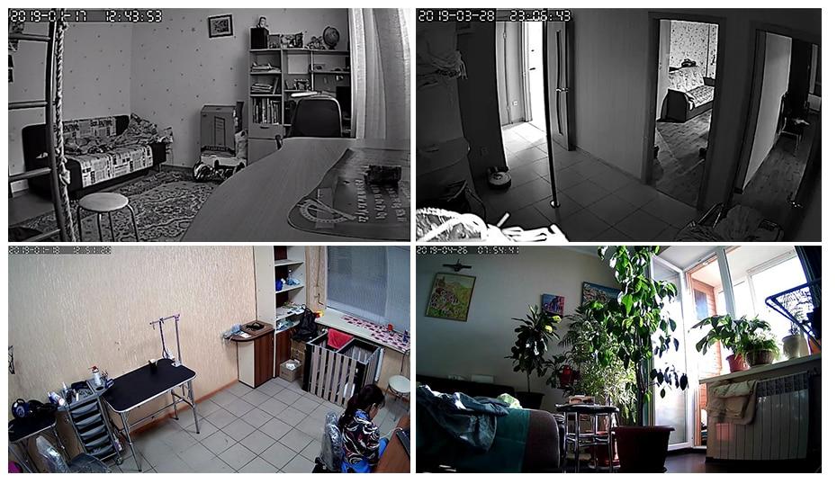Hab2c99b9b03d4261ad670309f1a2ed73T KERUI 720P 1080P HD Wifi Wireless Home Security IP Camera Security Network CCTV Surveillance Camera IR Night Vision Baby Monitor