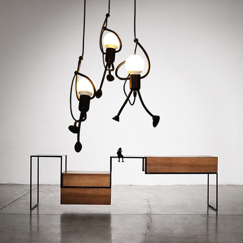 Купить светодиодный подвесной светильник в стиле ретро с глянцевым