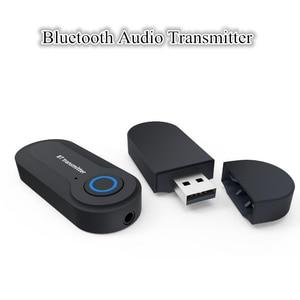 Image 3 - Kebidu Bluetooth Transmitter 3.5MM Jack Audio Adapter Wireless Bluetooth Stereo Audio Transmitter Adapter for PC TV Headphones