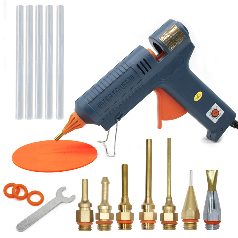150W 110-220V Hot Melt Glue Gun Adjustable Temperature Hot Glue Gun For 11mm Glue Sticks Home DIY Repair Hand Tool Glue Gun