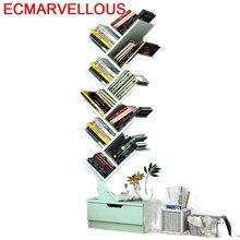 Boekenkast Display Kinder Home Buch Bureau Meuble Estanteria Madera Librero Libreria Retro Rack Möbel Bücherregal Fall
