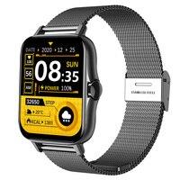 Reloj Inteligente Xiaomi para Hombre y mujer, pulsera con pantalla táctil, control de llamadas, compatible con teléfono móvil IOS y Apple, 2021