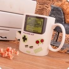 Игровая кофейная кружка креативная кофейная изменяющая цвет чашка кружка забавная керамическая чашка для кофе кофейные дорожные чашки и кружки