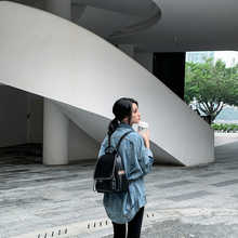 Female backpack Travel Backpack School Bag cowhide high quality women backpack Computer Bag Shoulder Bag Multifunctional Bag