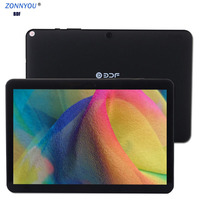 Newest 10.1 inch Tablet PC 2GB RAM 32GB ROM Quad Core Android 7.0 Tablets Support Google Play Bluetooth Wi Fi Tablet PC