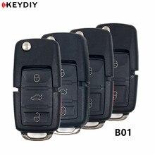 KEYDIY 1/5/10 sztuk, oryginalny KD900 B Series pilot KD B01 2/3/2 + 1/3 + 1 kluczyk do VW KD X2 klucz programujący KDMINI maszyna