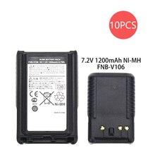 10X Replacement Battery for YAESU FNB-V106 VX-231 VX-228 VX-230 VX-231L AAG57X002 цена