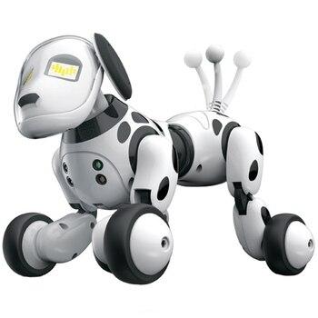 Smart Robot Dog 2.4G Wireless Remote Control Kids Toy Intelligent Talking Robot Dog Toy Electronic Pet Birthday Gift