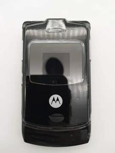 Image 4 - מקורי מוטורולה Razr V3 100% טוב איכות הנייד משופץ משלוח חינם