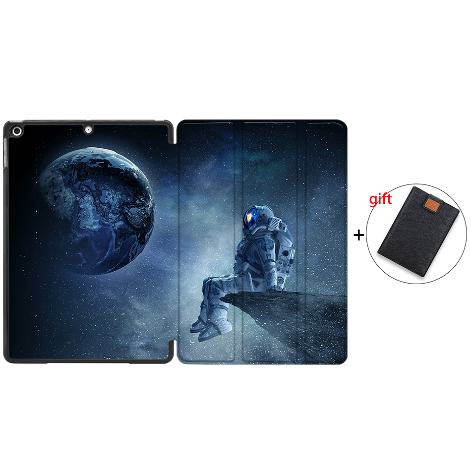 IP14 Silver MTT Tablet Case For iPad 10 2 inch 7th 8th Generation 2019 PU Leather Flip Stand