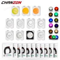 SMD-diodo LED para lámpara, 100 Uds., 3528 (1210), Chip de luz, cuentas, blanco cálido, rojo, verde, azul, amarillo, naranja, rosa, RGB, Micro 3V, SMT