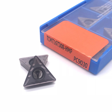 TCMT16T304 TCMT16T308 HMP NC3020 PC9030 Internal Turning tool carbide insert for steel and stainless