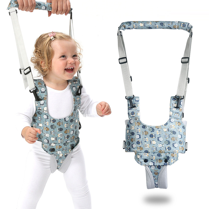Toddler Safety Harness For Infant Training Cotton Pads Toddler Bag Baby Walker Leash For Children Walking Assistant Wing Harness