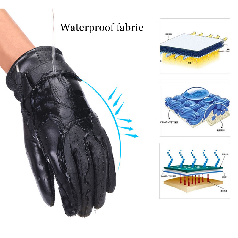 USB Heated Gloves Gloves Electric Gloves Laptop Computer Partner Hand Warmer New