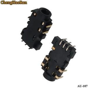 Image 4 - ChengHaoRan 50pcs/lot 3.5mm Audio Jack Port for Asus N55SF N55SL G75VX X32U U36JC U36SG Headphone Microphone Socket Connector