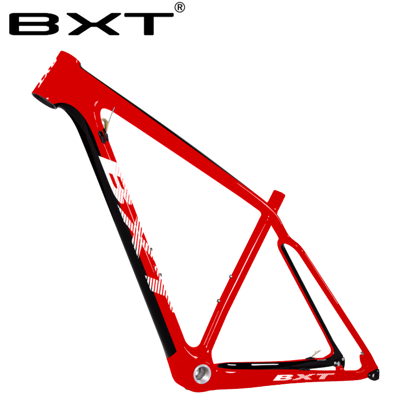 New Bike Frame Carbon Mtb Frame 29er Mountain Bike 29 Bicycle Parts Tapered Frame 148/142*12 Or 135*9mm Bicycle Bicicletas Frame