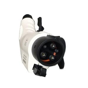 Image 3 - ZWET Sae j1772 chargeurs de véhicule électrique fiche câble EVSE prise femelle pour 32A 240V AC