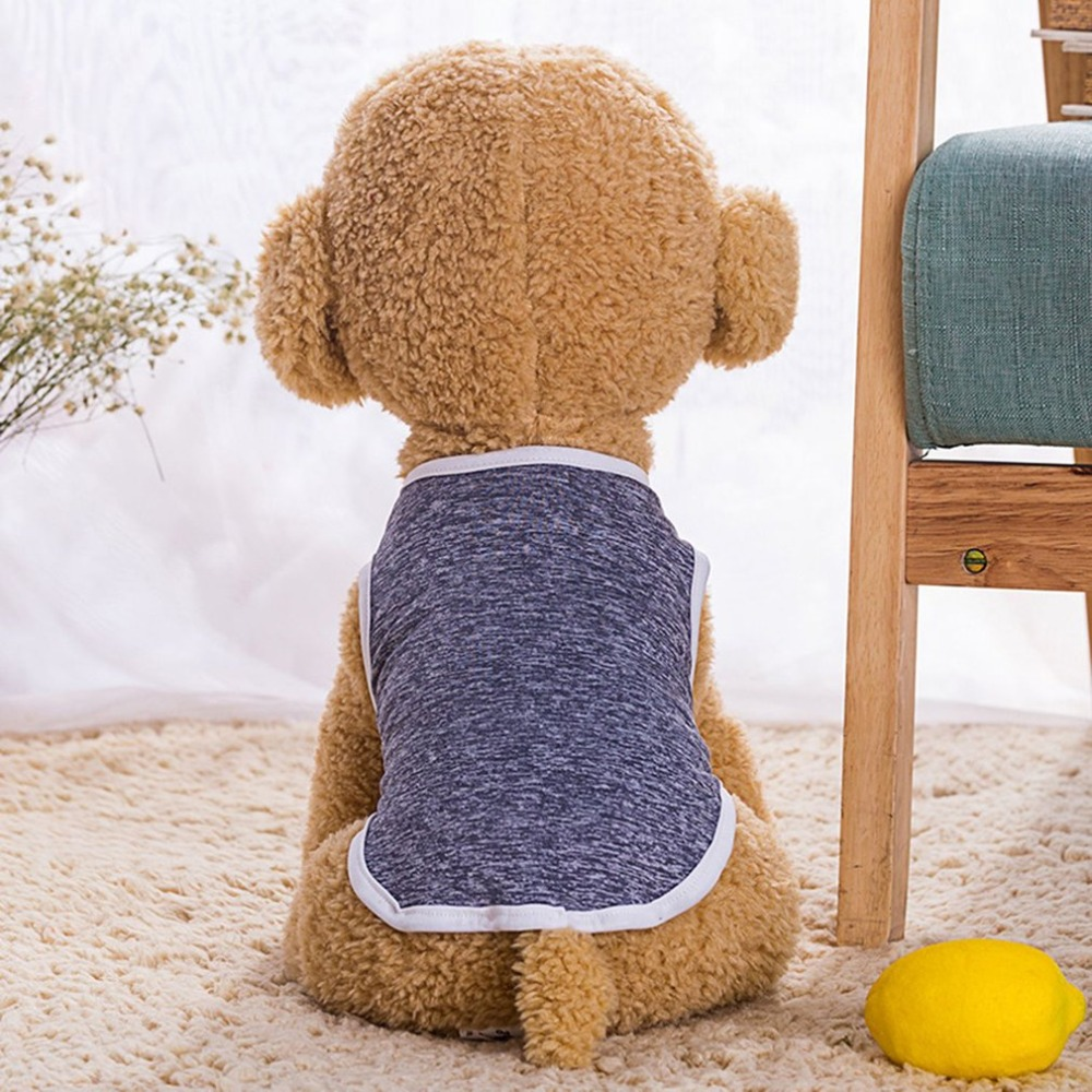 Summer Cute Dogs Cars T Shirt Pet Clothes Apparel Vests Costume Clothing Costume Daily Cute Chihuahua Teddy Dressing Up Clothing