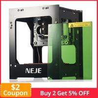 NEJE DK 8 KZ 1000mW High Speed Mini USB Laser Engraver Carver Automatic DIY Print Engraving Carving Machine Off line Operation