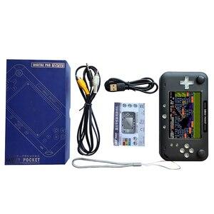 Image 5 - 2019 Mới Nhất 4 Inch Màn Hình Lớn Retro Chơi Game Cầm Tay Di Động Video Game Thủ Cho Trò Chơi NES HDMI Ra Sạc