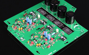 Image 2 - Placa amplificador estéreo de alta fidelidade/kit/pcb 75 w + 75 w diy power amp base no circuito naim nap200