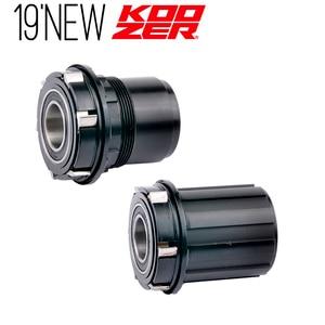 Koozer MTB Fahrrad Naben Konverter XM490 XM470 XM460 Hub Caps Mountainbike End Kappe Adapter QR Oder THRU XD(China)