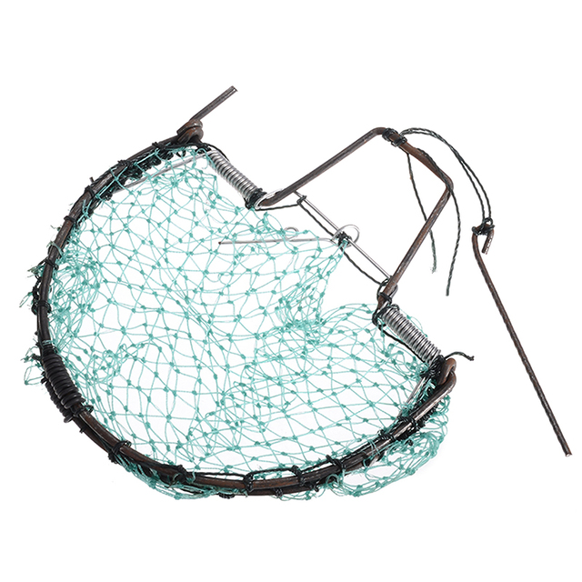 Birds Catching Hunting Tools Sparrow Pigeon Starling Birds Net Mesh Trap Foldable Humane Live Trapping Capture Nets 20cm 3