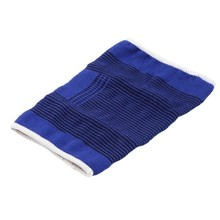 цена на 1 Pcs Adjustable Soft Elastic Breathable Support Brace Knee Protector Pad Sports Bandage Safety Guard Strap For Basketball