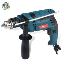 An Jieshun 950W impact drill multi function electric drill dual hand electric drill set home wall hardware hardware power tools