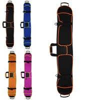 Bolsa de Snowboard cubierta de una sola tabla Anti-rasguño a prueba de óxido Protector de buceo tela elástica impermeable Snowboard bolsa al aire libre invierno