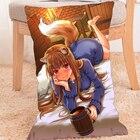 Anime Wolf Girl and ...