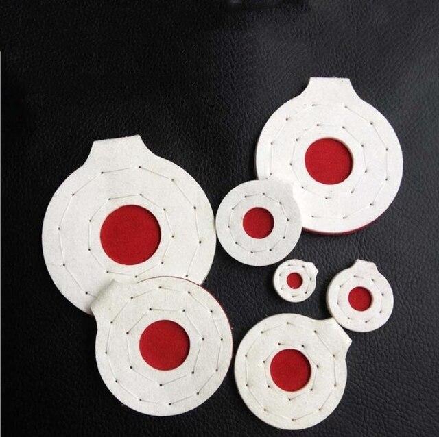 2cm 3cm 4cm 5cm 6cm 7cm 8cm Target Slingshot Shooting Catapult Archery Sports Tactical Hunting Shoot Target Bullseye Outdoor