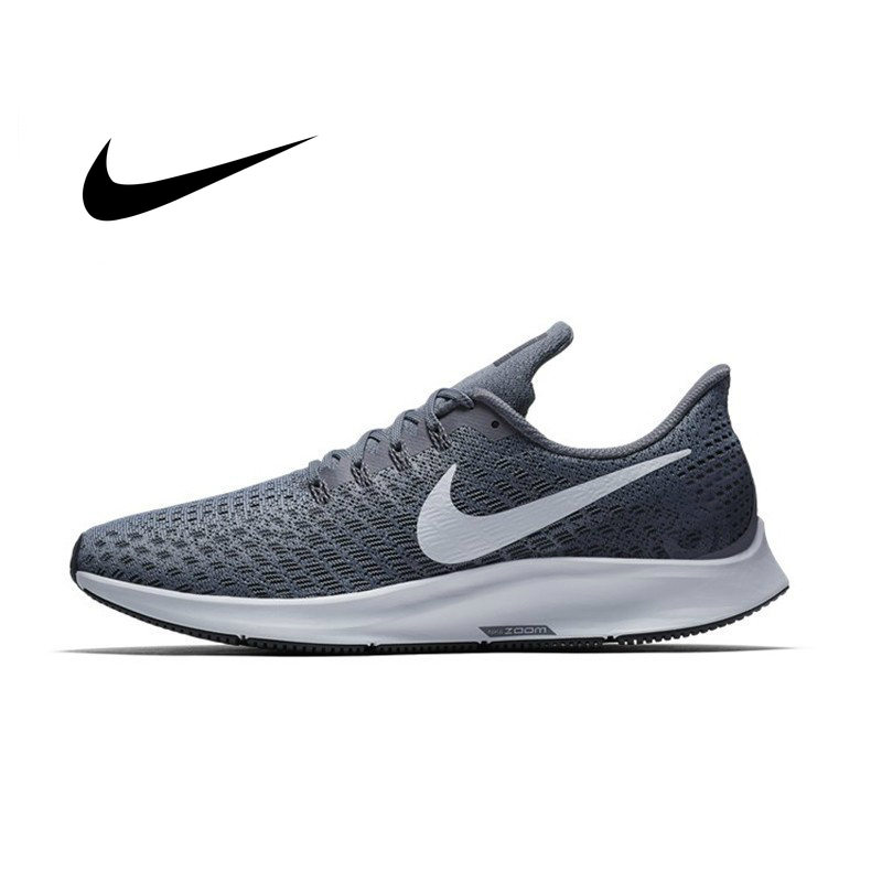 NIKE Air Zoom PEGASUS 35 Men Running Shoes Mesh Breathable Stability Support Sports Sneakers Footwear Designer Athletic 2019 New