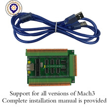 Current-Board Manual-Control Mach3 Usb Versions To No Extended Screw 0-5v Digital-Quantity