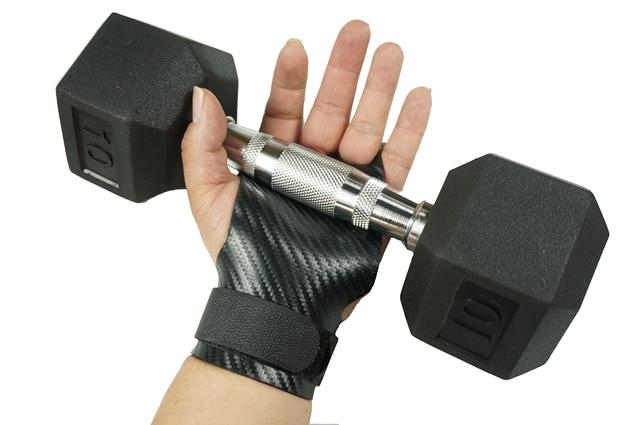 Gymnastics Hand Grips Weightlifting Workout  6