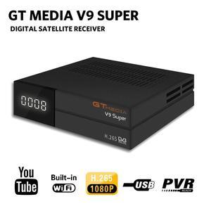 Image 4 - New GTmedia V9 Super Satellite Receiver Freesat V9 Super Updated GTmedia V8 Nova V8 Super with Built in WiFi no APP included