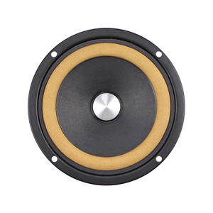 Image 4 - Hifi 4 Inch Full Range Speaker 8ohm 20W Voor Bluetooth Luidspreker Boekenplank Luidspreker Diy Volledige Frequentie Luidspreker Lederen Rand 2 Pcs