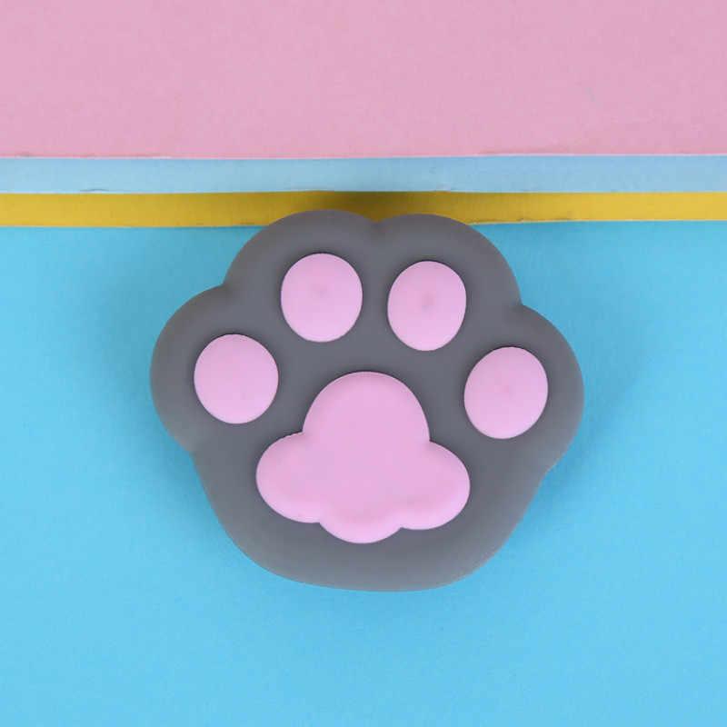 Baru 1 Buah Universal Bracket Ponsel Lucu 3D Hewan Airbag Telepon Memperluas Berdiri Pemegang Jari Kelinci Bear Telepon Pemegang berdiri