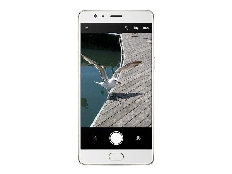 Oneplus 3 A3003 64 6GB de RAM GB ROM Marca Original Novo Telefone Móvel Snapdragon 820 Quad Core 5.5 Impressão Digital smartphones