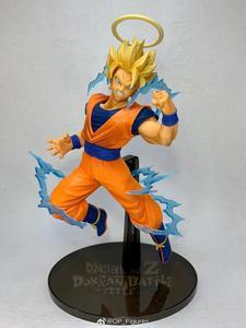 Image 4 - RORONOA Original Banpresto Dragon Ball Super Burst การต่อสู้ Goku Majin Vegeta SSJ2 PVC Action FIGURE ตุ๊กตารุ่นสะสมของเล่น