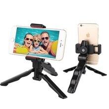 Gopro 핸들 안정기 그립을위한 전화/카메라 삼각대 휴대 전화 액션 카메라 액세서리에 대한 selfie 삼각대 스탠드 조정