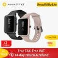En Stock Version mondiale Amazfit Bip Lite montre intelligente 45 jours d'autonomie 3ATM étanche Smartwatch pour Xiaomi nouveau