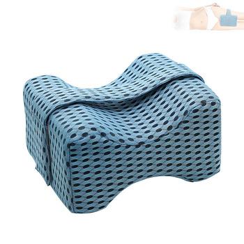 Poduszka ortopedyczna poduszka ortopedyczna do spania poduszka boczna poduszka kolanowa dla kobiet w ciąży poduszka do butów klinowych tanie i dobre opinie CN (pochodzenie) Do pościeli Stałe Memory Foam pamięć Legs Zakwalifikowana pillow Typu U 0-0 5 KG
