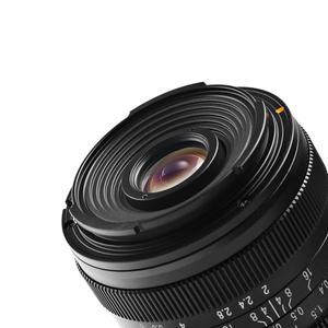 Image 3 - Kamlan 15mm F2.0 APS C geniş açı sabit odak manuel lensli aynasız kamera lens için EOS M NEX Fuji m4/3