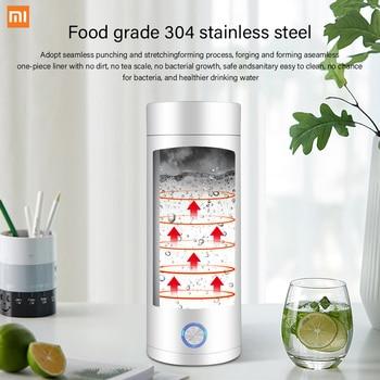 400ml Portable Electric KettlesThermal Cup Make tea Coffee Travel Boil water Keep warm Smart Water Kettle Kitchen Appliances 5