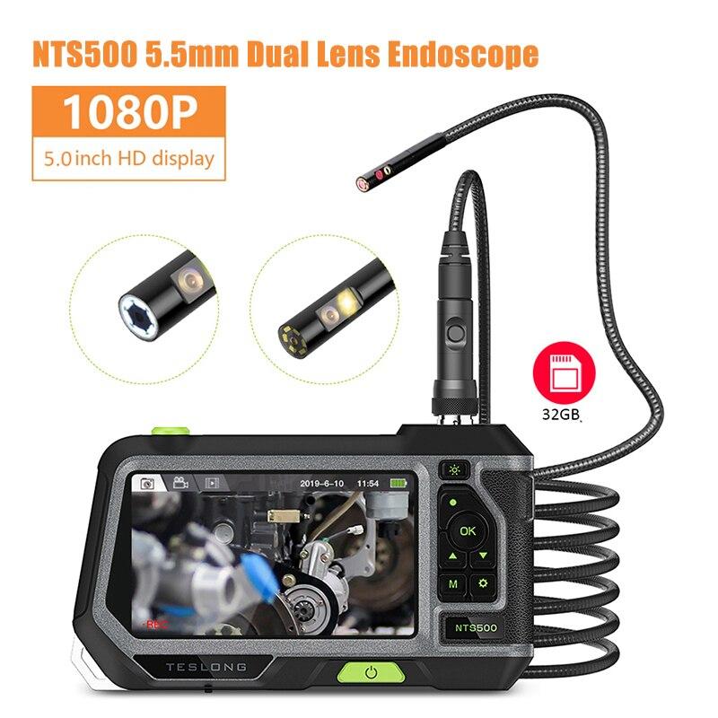 NTS500 HD 5. 0 Screen 5. 5mm dual ...